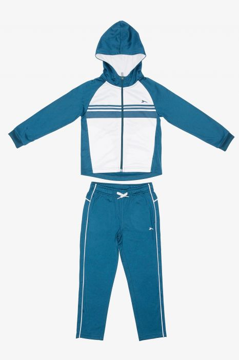 393c32277 Comprar ahora. Wishlist Añadir para comparar. CHANDAL TRAINING TENTH  POLYSET CAPUCHA JUNIOR
