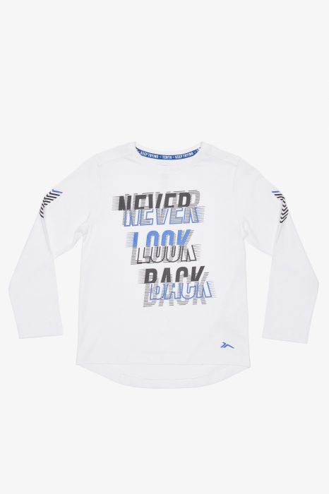 CAMISETA TRAINING TENTH PRINT JUNIOR