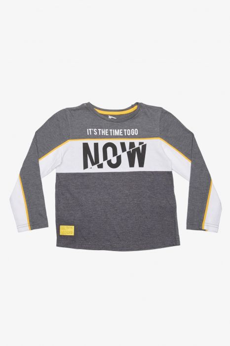 CAMISETA MODA TENTH NOW JUNIOR