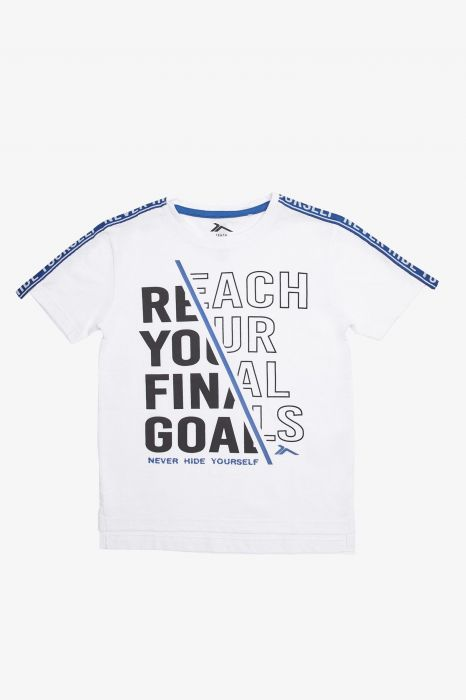 CAMISETA TRAINING TENTH GOALS JUNIOR