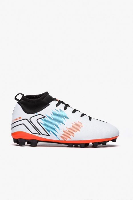 e4d0c9fe5 ZAPATILLA FUTBOL TENTH TITANIUM AG BOY JUNIOR