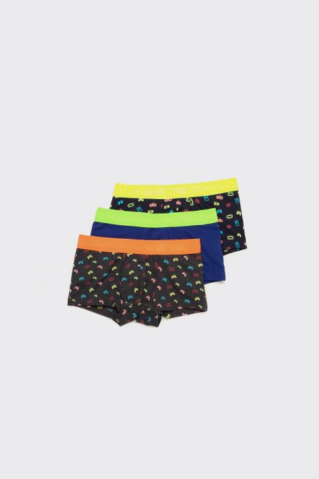UNDERWEAR TENTH BOXER NIÑO PACK 3
