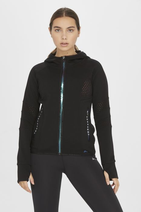 CHAQUETA RUNNING TENTH FLEECE & IRIDISCENT MUJER