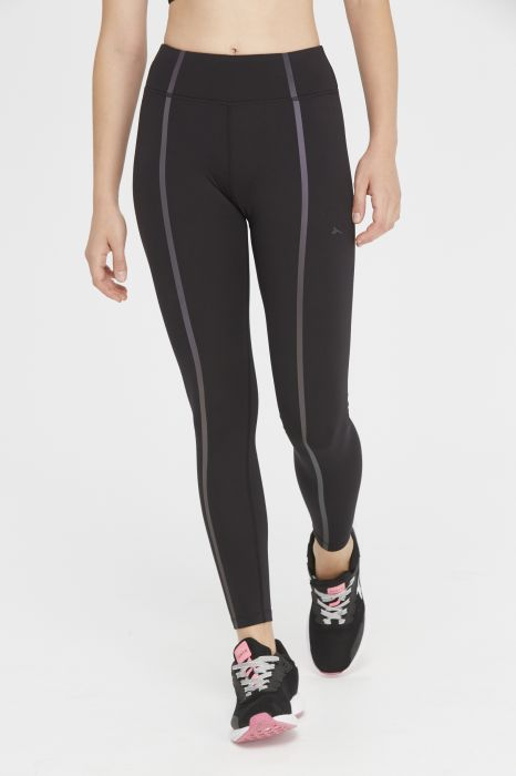 LEGGING TRAINING TENTH MALLA LINEAS REFLECT FEMME