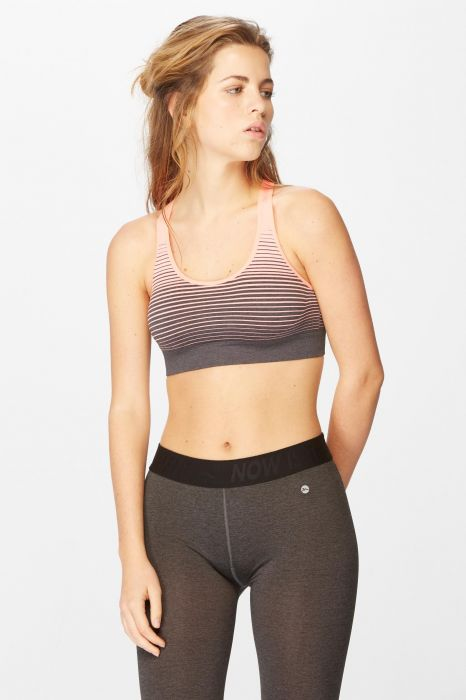 TOP TRAINING TENTH MID SEAMLESS - WOMAN