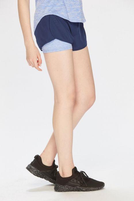 Basicos Short Woman Short Tenth Basicos 9WHE2ID