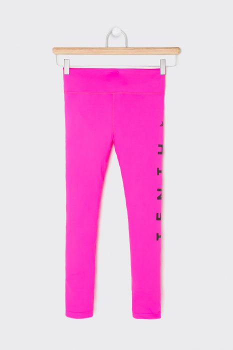 LEGGING TENTH LOGO TENTH TIGHT FEMME