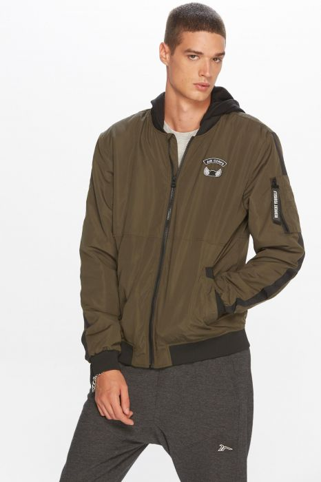 MANTEAU FREESTYLE TENTH BOMBER HOMME