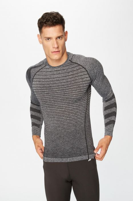 CAMISETA TRAINING TENTH ML SEAMLESS HOMBRE