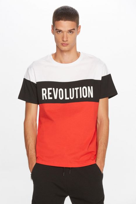 CAMISETA FREE STYLE TENTH REVOLUTION HOMBRE