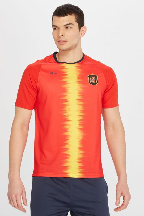 MAILLOT ESPAGNE TENTH EUROCOPA HOMME