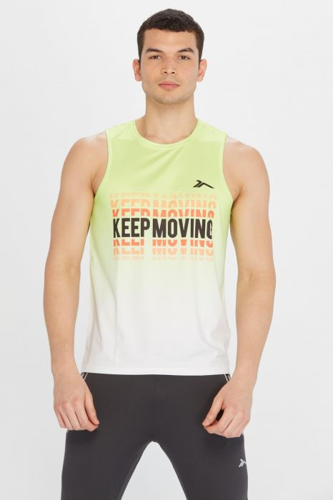 CAMISETA RUNNING TENTH DEGRADED RUN HOMBRE