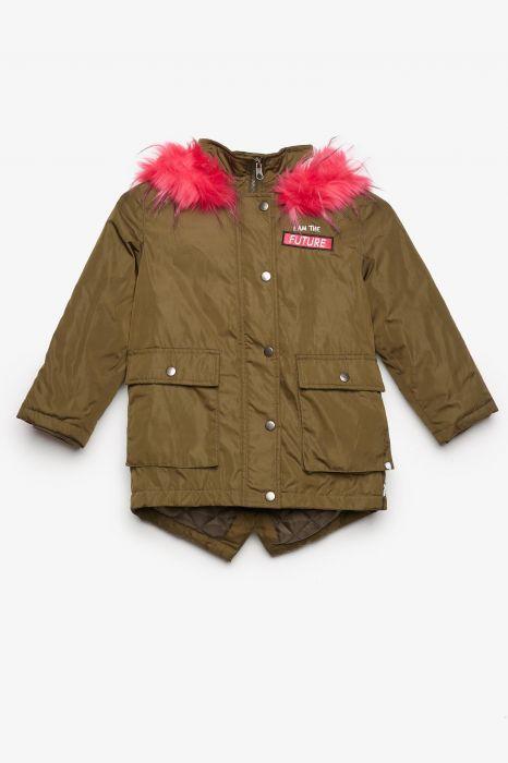 15075f01b Comprar Abrigos textil para niña online   Décimas