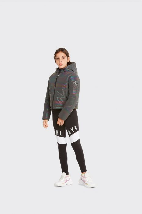 VESTE TENTH REFLECTOR FILLE