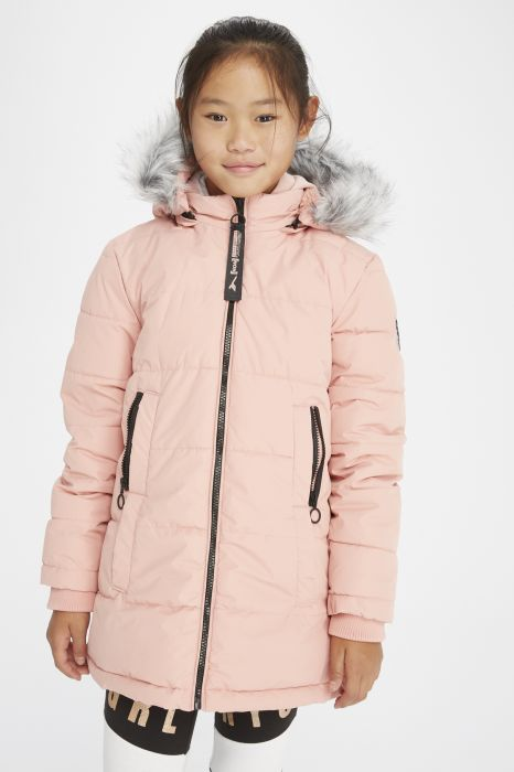 VESTE  TENTH PARKA PELO FILLE