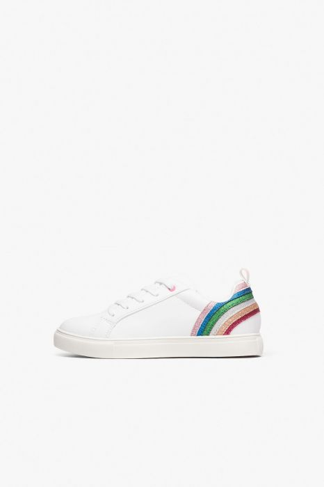 ZAPATILLA CASUAL TENTH SMILE RAINBOW GIRL J NIÑA