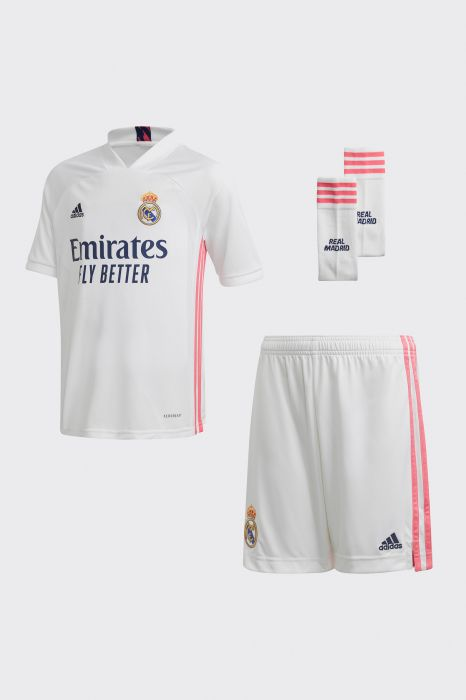 ENSEMBLE REAL MADRID HOME 20/21 ADIDAS