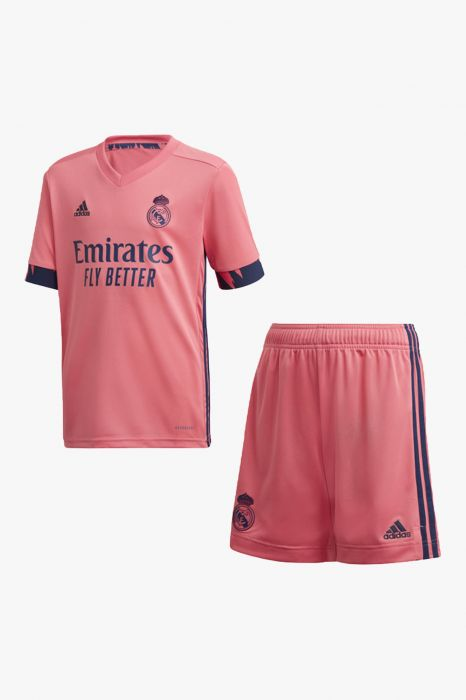 CONJUNTO REAL MADRID AWAY 20/21 ADIDAS