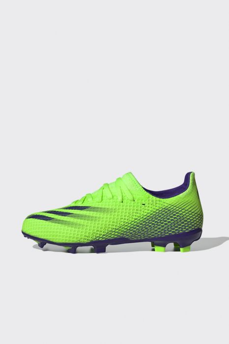 CHAUSSURES FOOTBALL ADIDAS X GHOSTED.3 FG J