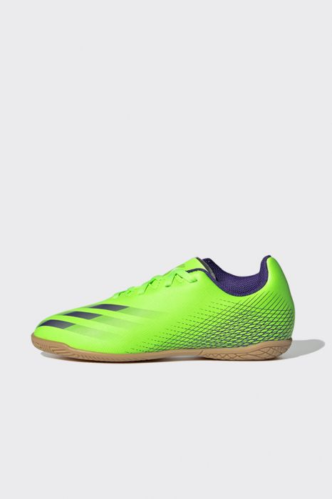 CHAUSSURES FOOTBALL INDOOR ADIDAS X GHOSTED.4 IN J