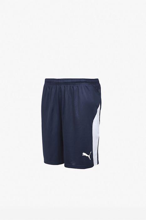 marca puma, Puma athletic short pants pantalones cortos azul