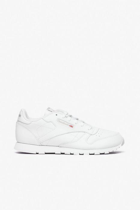 Reebok Sapatilhas Jr Classic Leather White - 50151