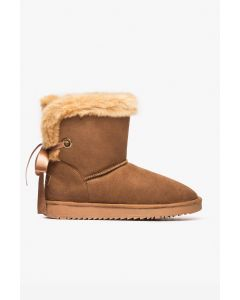 BOTA CASUAL TENTH LACES BOOTS WN MUJER