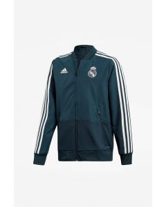 CHAQUETA REAL MADRID ADIDAS  JUNIOR