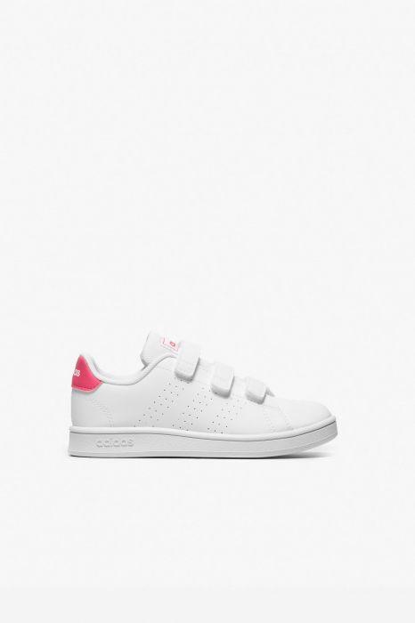 zapatillas niña adidas blancas