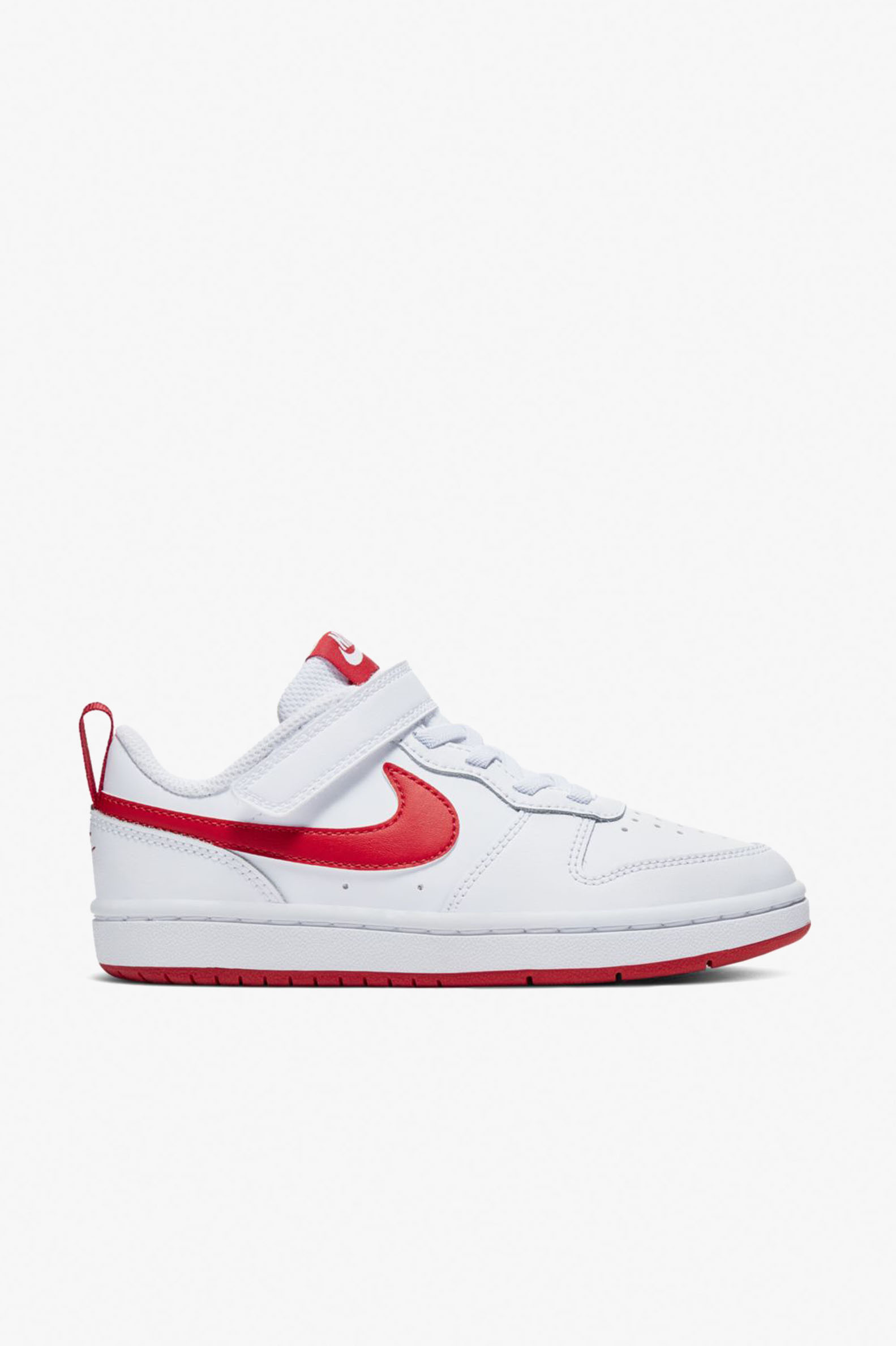 NIKE COURT ROYALE GS WHITE NAV RED Zapatos para todos