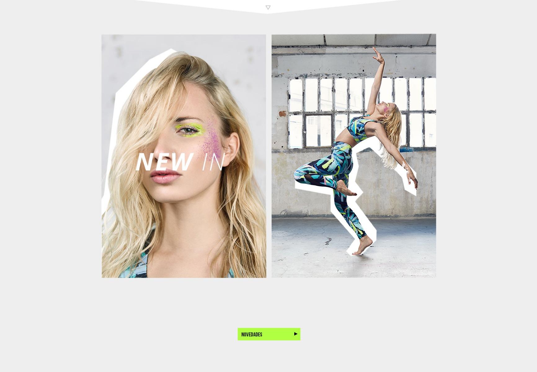 Comprar Moda deportiva para mujer online  769e5e1555e1f